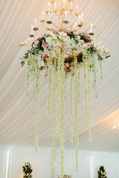 awesome wedding floral decoration to love