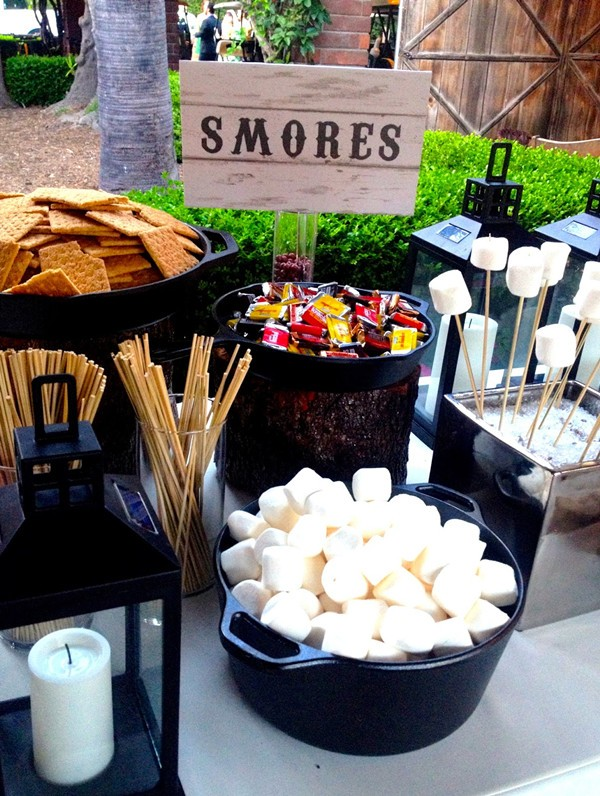 Wedding S More Bar Ideas Water Mouthing Dessert Bar