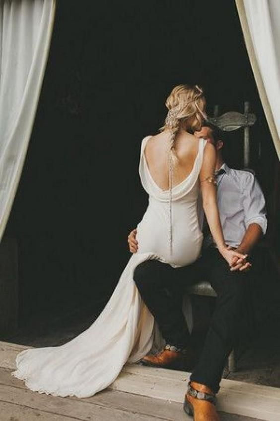 sexy wedding photo you must try