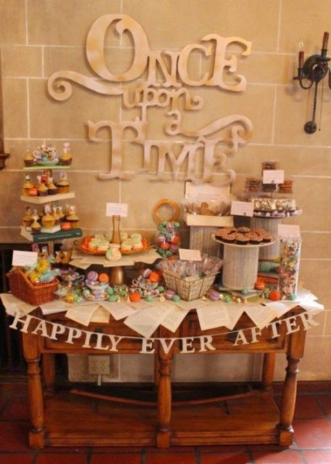 Creative and Fun Ideas for a Disney Wedding 009