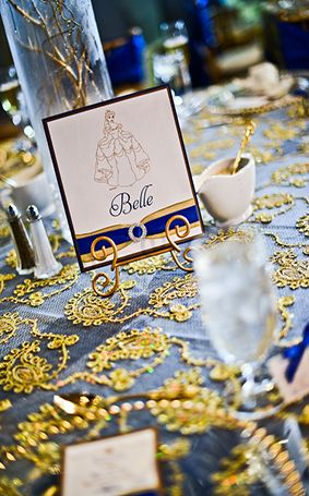 Creative and Fun Ideas for a Disney Wedding 019