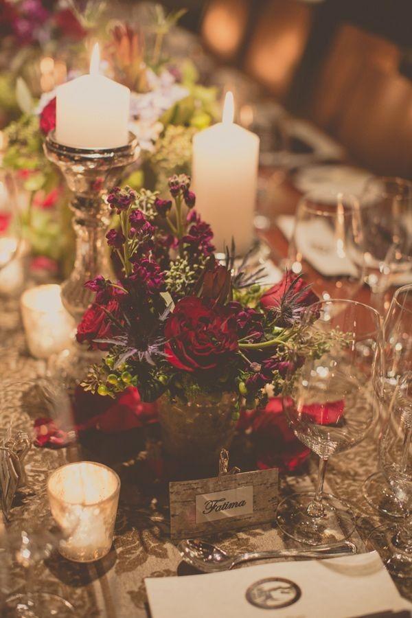 Eye-catching Red Winter Wedding Ideas You Will Never Regret Having! 018