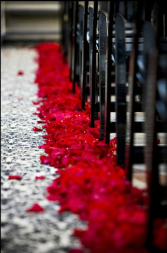 Eye-catching Red Winter Wedding Ideas You Will Never Regret Having! 022