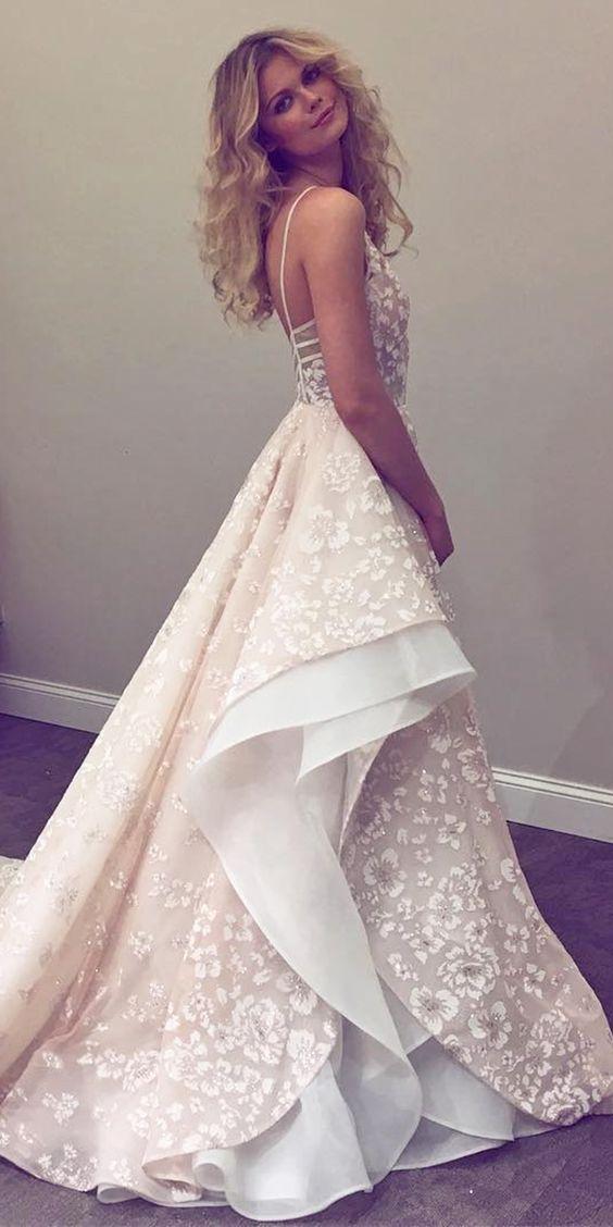 Stunning Open Back Wedding Dresses That Wow 017