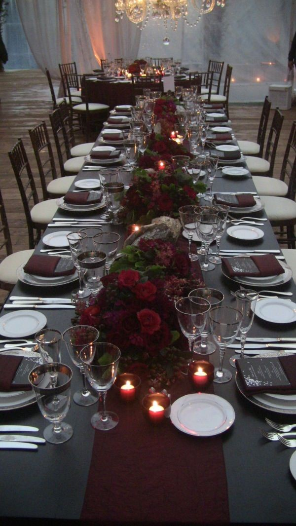 Top 26 Most Shared Wedding Table Setting Ideas On