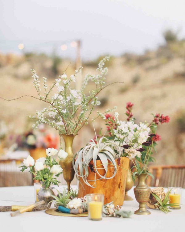 Vintage Wedding Centerpieces That Take Your Wedding to a New Level 020