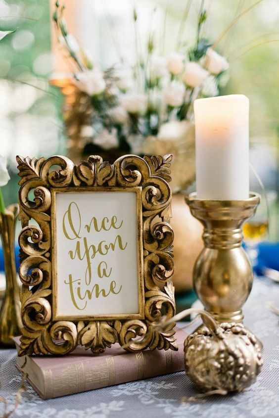 Vintage Wedding Centerpieces That Take Your Wedding to a New Level 022