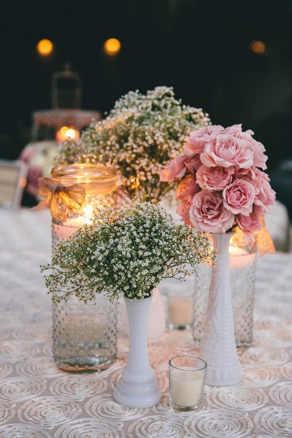 Vintage Wedding Centerpieces That Take Your Wedding to a New Level 027