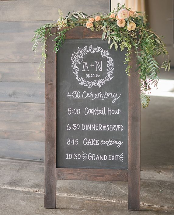 Wedding Monogram Decoration Ideas That Wow 006