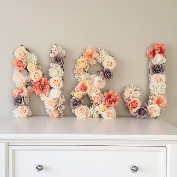 Wedding Monogram Decoration Ideas That Wow 009