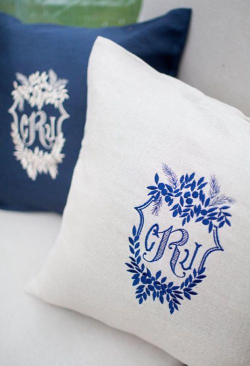 Wedding Monogram Decoration Ideas That Wow 018