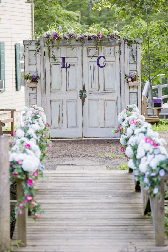 Wedding Monogram Decoration Ideas That Wow 020