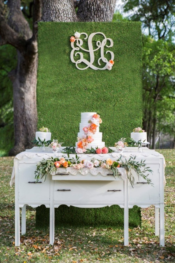 Wedding Monogram Decoration Ideas That Wow 025