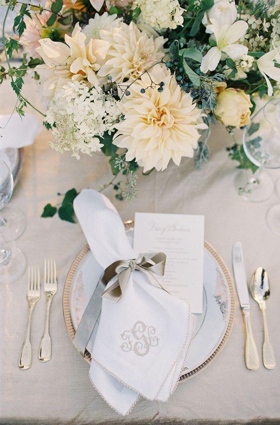 Wedding Monogram Decoration Ideas That Wow 028