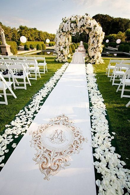 Wedding Monogram Decoration Ideas That Wow 029