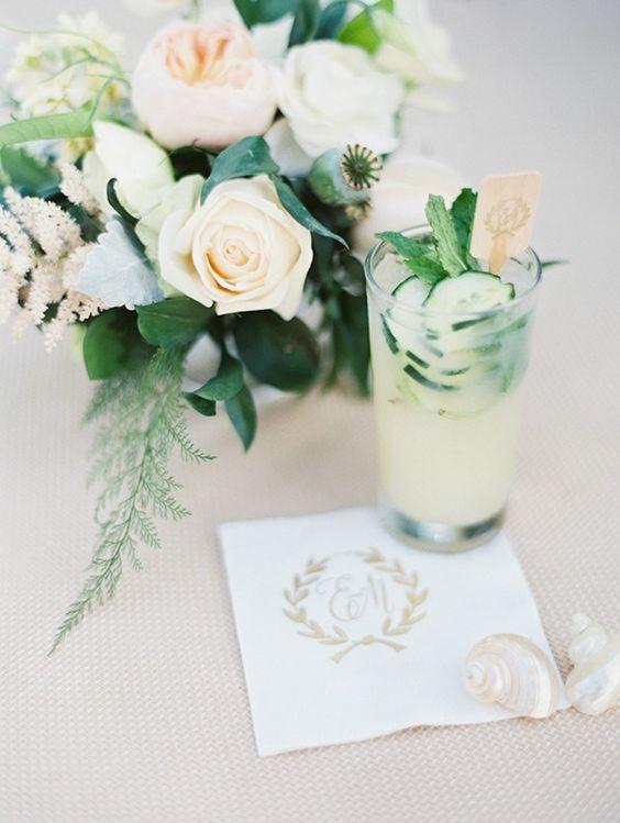 Wedding Monogram Decoration Ideas That Wow 030