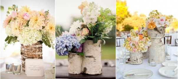 Winter wedding centerpieces weddinginclude wedding ideas 26 ideas to rock your winter wedding with birch centerpieces junglespirit
