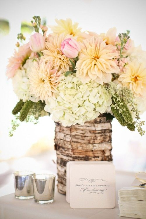 Rock Your Winter Wedding with Birch Centerpieces 017