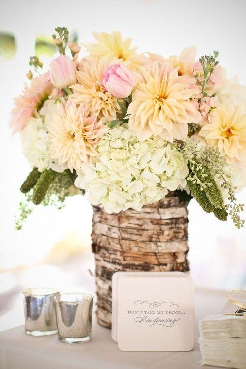 Rock Your Winter Wedding with Birch Centerpieces 017
