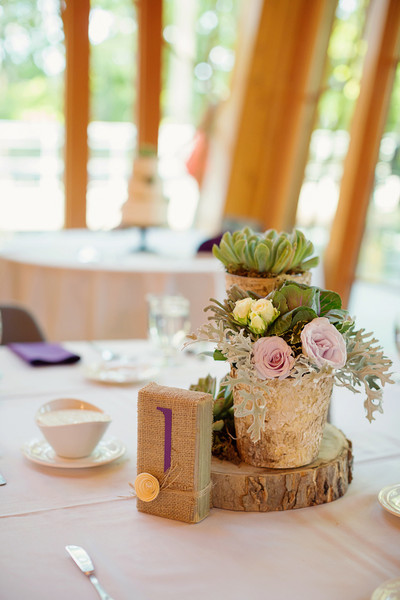Rock Your Winter Wedding with Birch Centerpieces 019