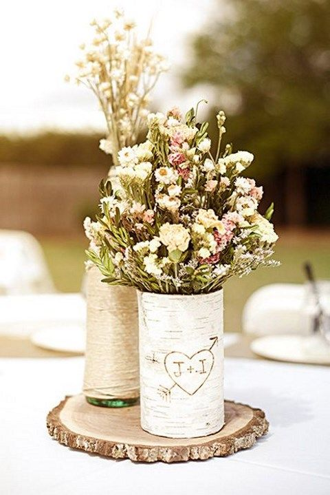 Rock Your Winter Wedding with Birch Centerpieces 022