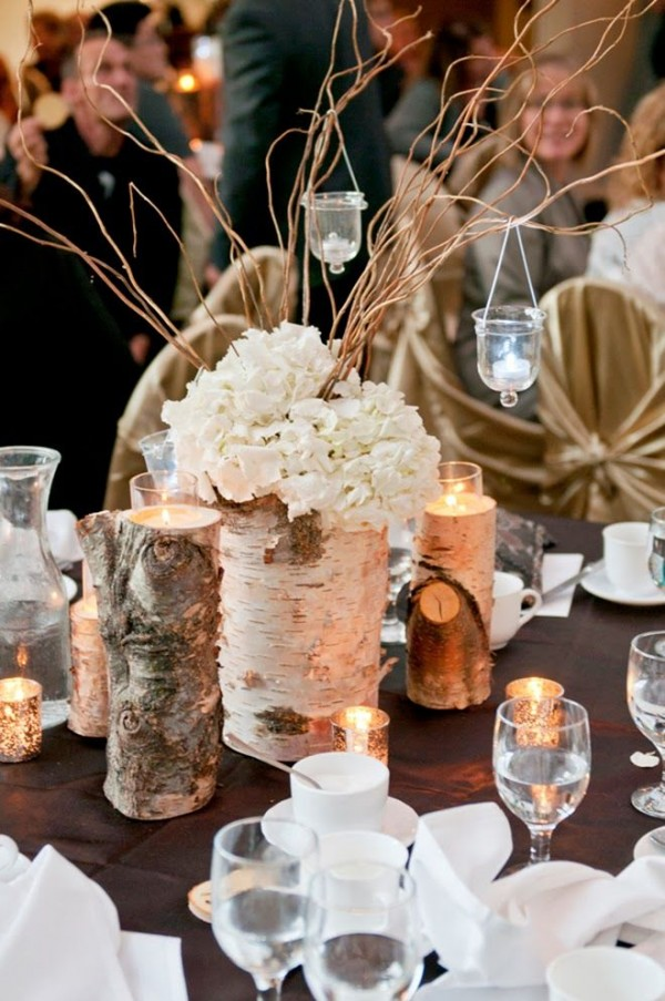 26 Ideas To Rock Your Winter Wedding With Birch
