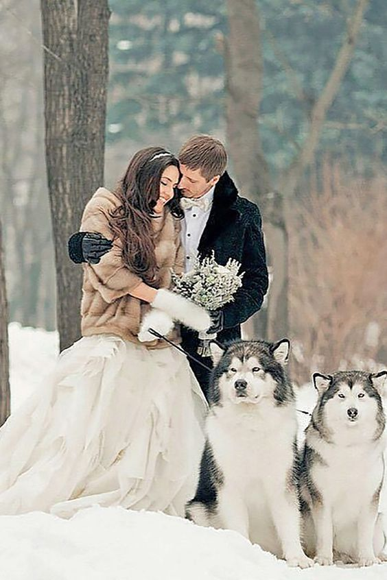 Stylish Winter Groom Attires Too Cool not to Have! 011