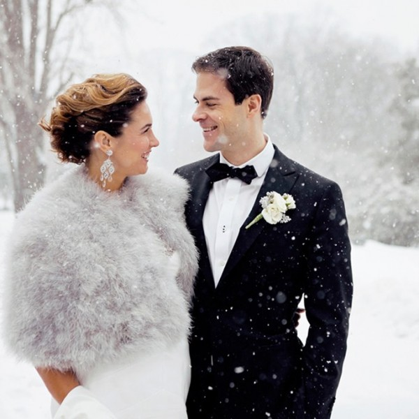 Stylish Winter Groom Attires Too Cool not to Have! 016