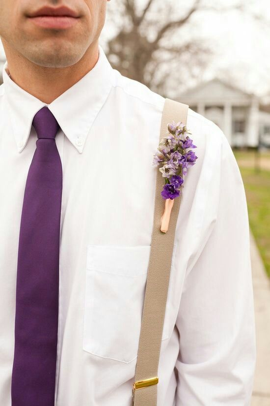 Color of 2018 ---- 24 Violet Wedding Ideas You Can't Miss! 011