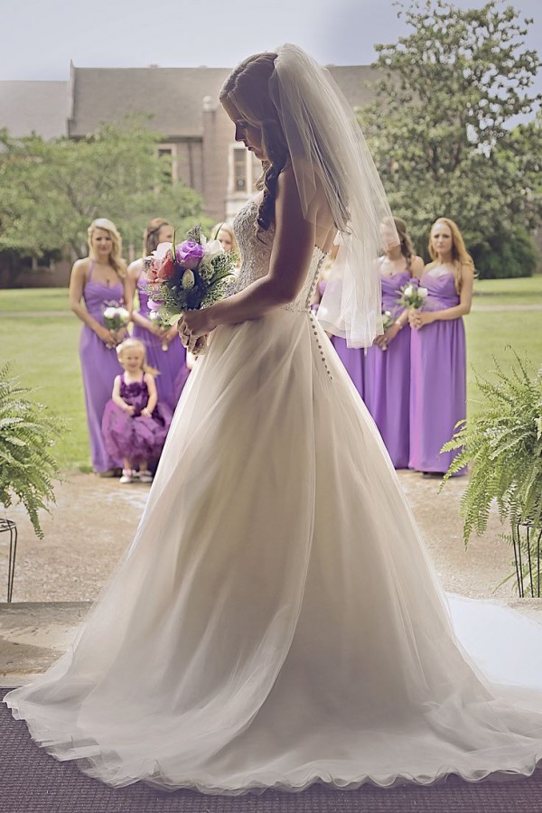 Color of 2018 ---- 24 Violet Wedding Ideas You Can't Miss! 012
