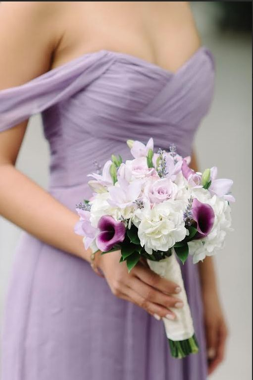 Color of 2018 ---- 24 Violet Wedding Ideas You Can't Miss! 013