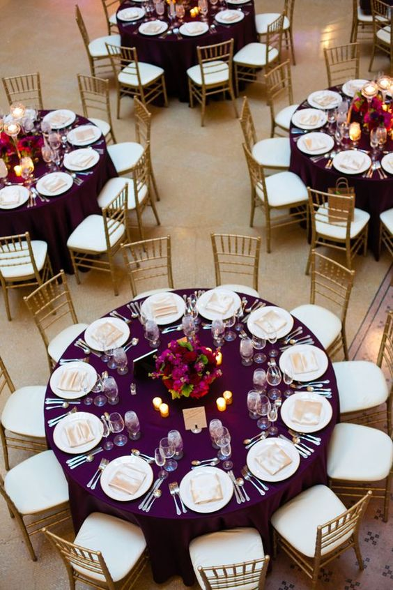 Color of 2018 ---- 24 Violet Wedding Ideas You Can't Miss! 006