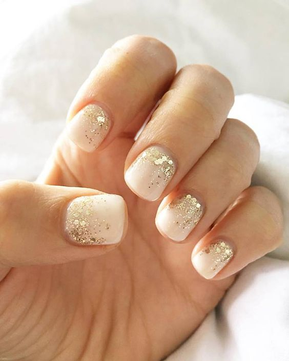 Our 20 Favorite Wedding Nail Art Designs