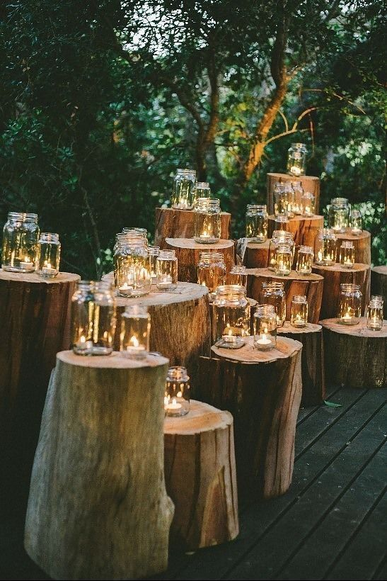 Enchanted Forest Quince! Take a look at these magical ideas we compiled hoping to inspire your fairy mind.