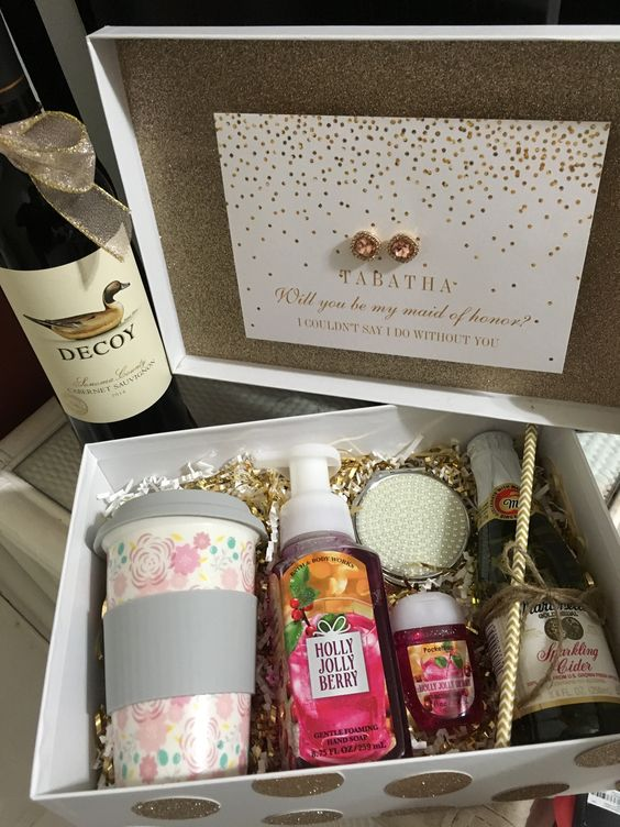 20 Maid Of Honor Proposal Ideas She Loved It And Said Yes