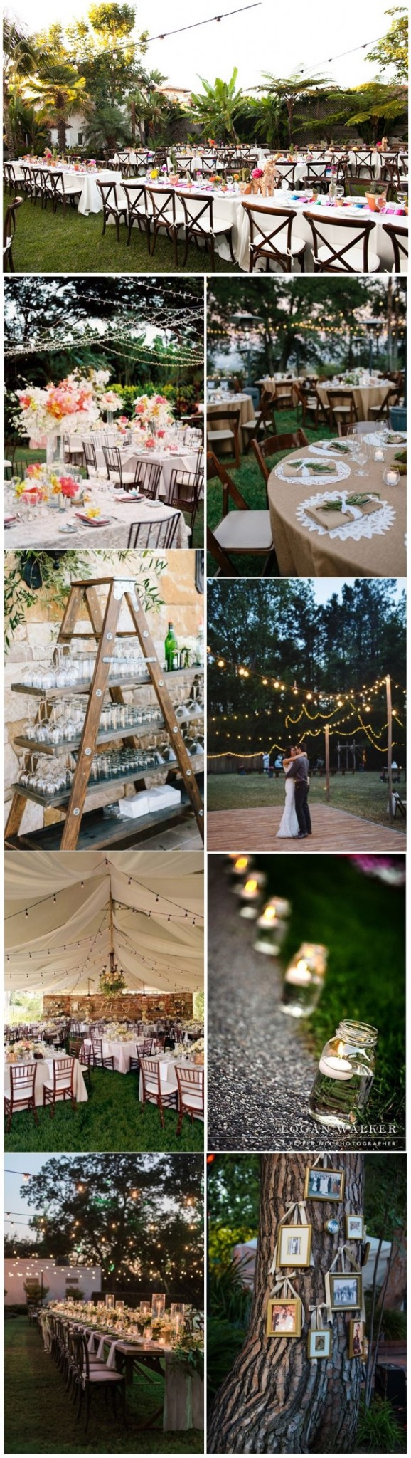The Most Cozy and Stylish Backyard Wedding Ideas Ever!