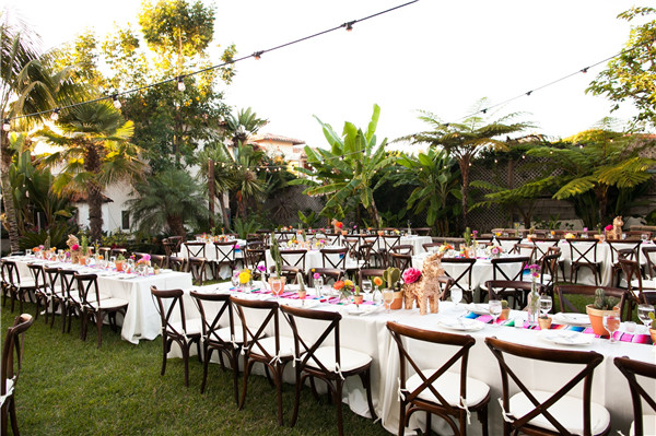 backyard wedding ideas for your special day