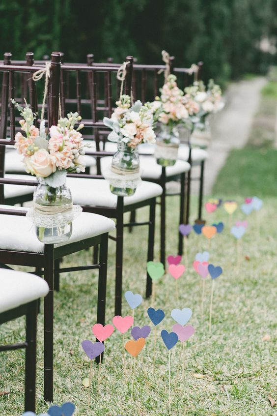 20 must have wedding chair decorations for ceremony junglespirit Choice Image