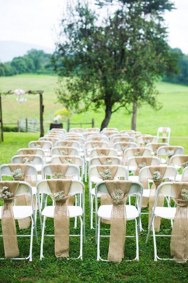 outdoor wedding chair decorations 20 must wedding chair decorations for ceremony 6320