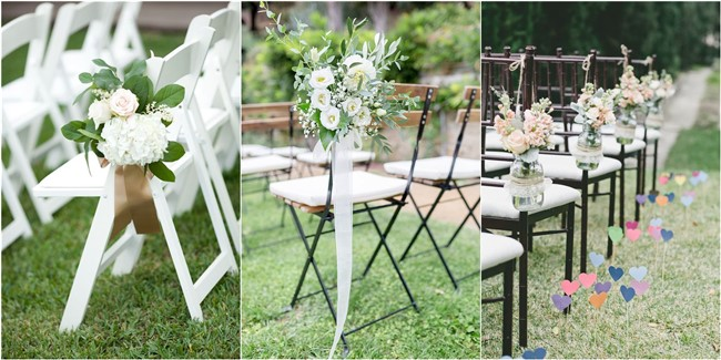 with diy decorations beautiful decor ribbon chair blog wedding
