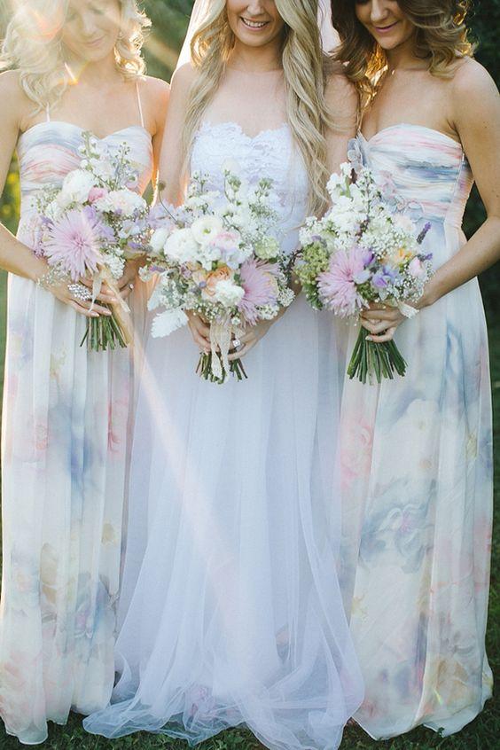 Show Me Your Mumu Bridesmaid Dresses