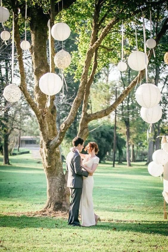 18 Stunning Tree Wedding Backdrop Ideas For Ceremony