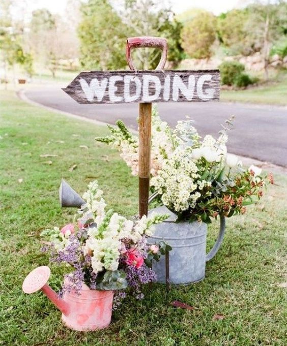 18 Summer Garden Wedding Ideas to Shine!