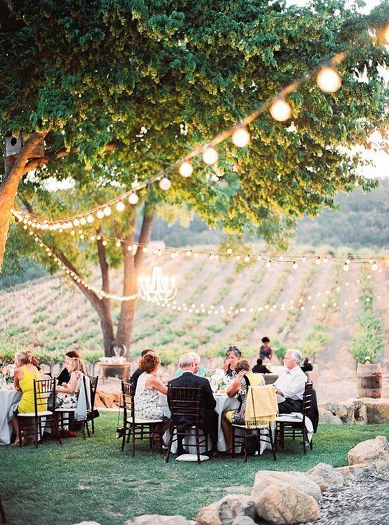 Rustic Summer Vineyard Wedding Ideas Worth Pinning