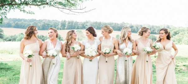 Trending Spring Color Palette for Your Bridesmaid Dresses