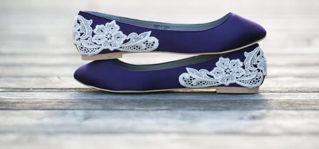 Amazing Purple Wedding Shoes_3