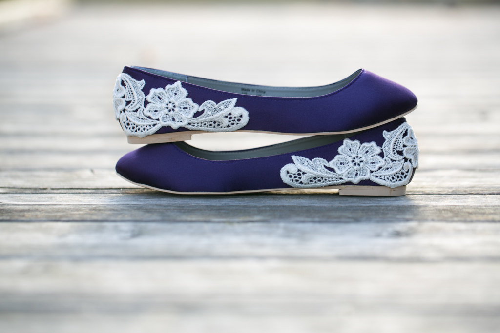 Amazing Purple Wedding Shoes_3
