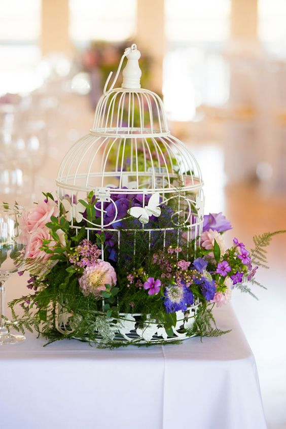 20 Birdcage Wedding Ideas to Make Your Big Day Special!