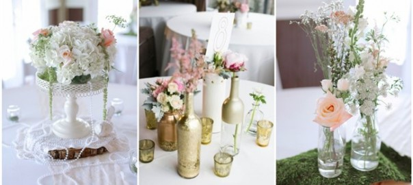 DIY Wedding Centerpieces on a Budget!
