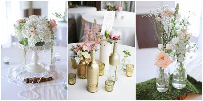 DIY Wedding Centerpieces on a Budget!